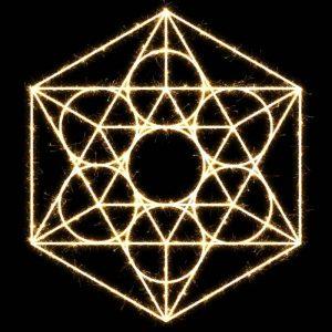 Heilige Geometrie | Merkaba